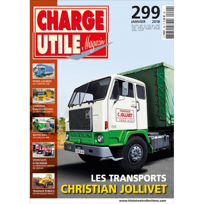 CHARGE UTILE N°299