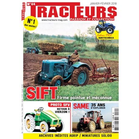 TRACTEURS N°064