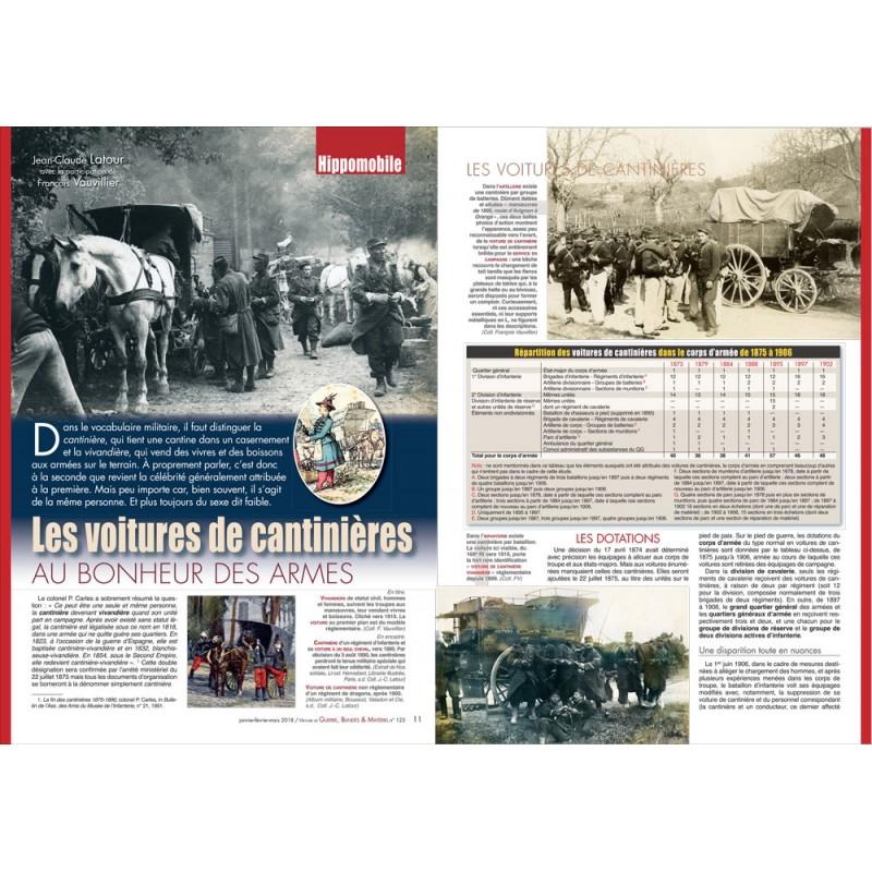 corps blindé français