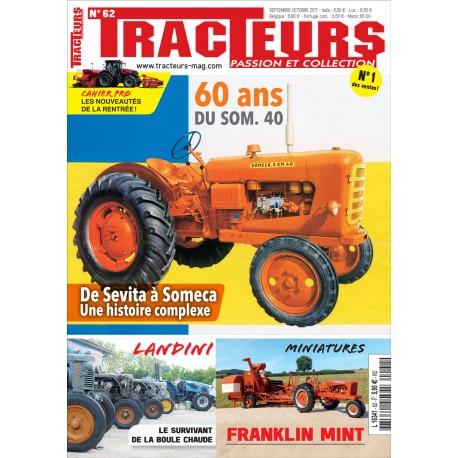 TRACTEURS N°062