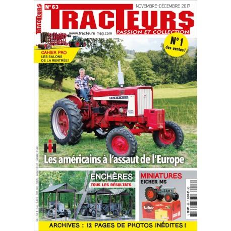 TRACTEURS N°063