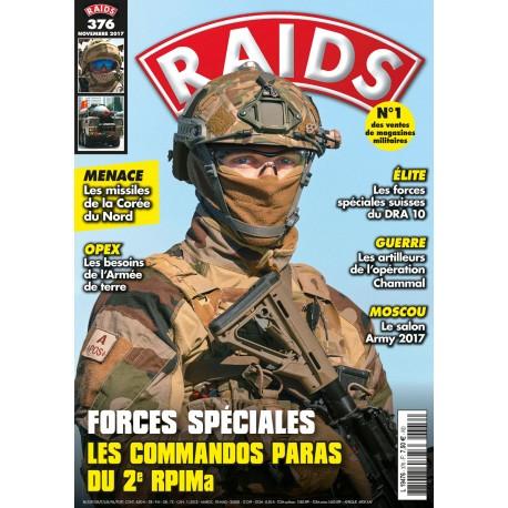 RAIDS N°376