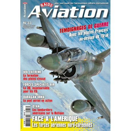 RAIDS AVIATION N°033