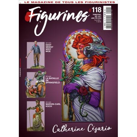 FIGURINES N°118