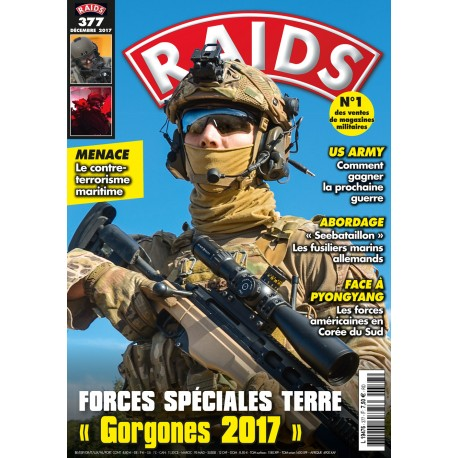 RAIDS N°377