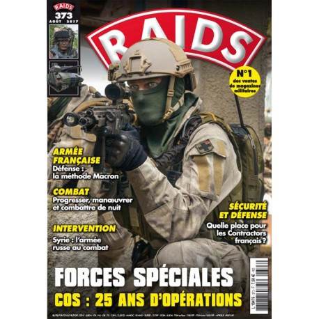 RAIDS N°373