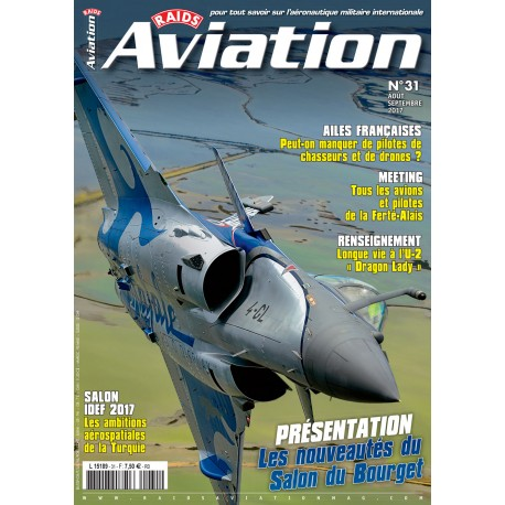 RAIDS AVIATION N°031