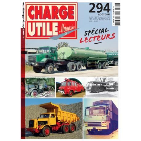 CHARGE UTILE N°294