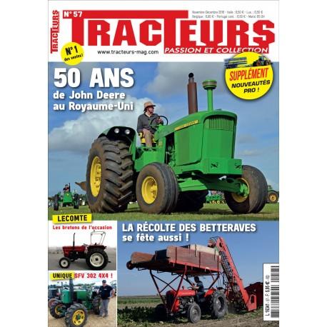TRACTEURS N°057
