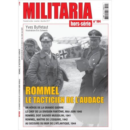 MILITARIA HS N°104