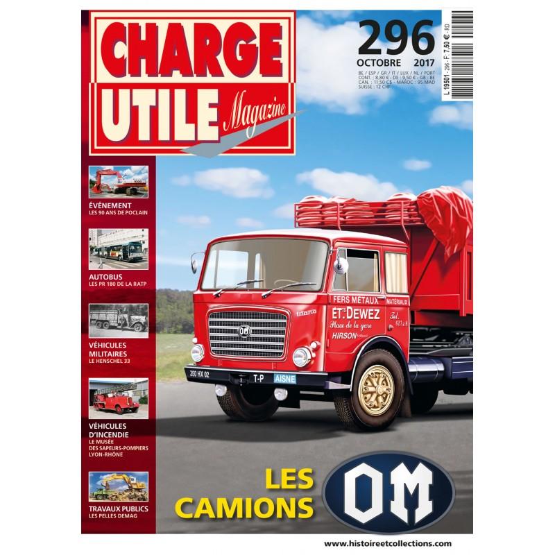CHARGE UTILE N°296