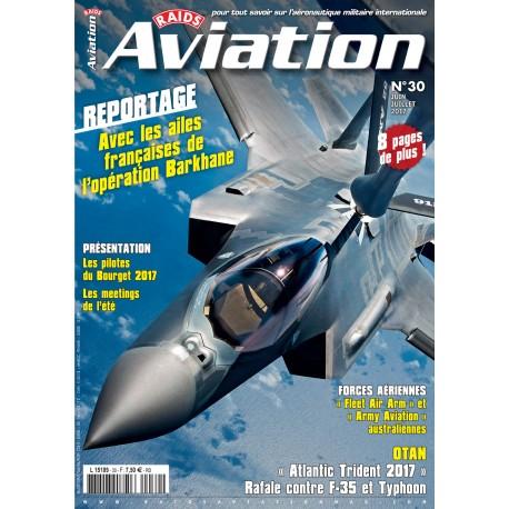 RAIDS AVIATION N°030