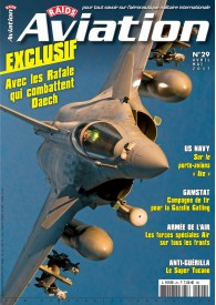 RAIDS AVIATION N°029