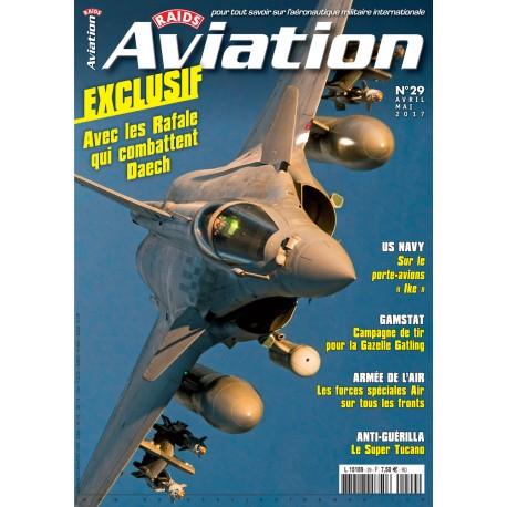RAIDS AVIATION N°029