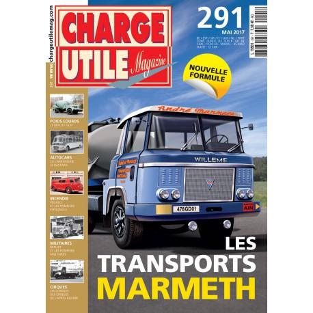 CHARGE UTILE N°291