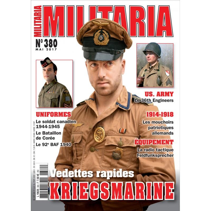 MILITARIA N°380