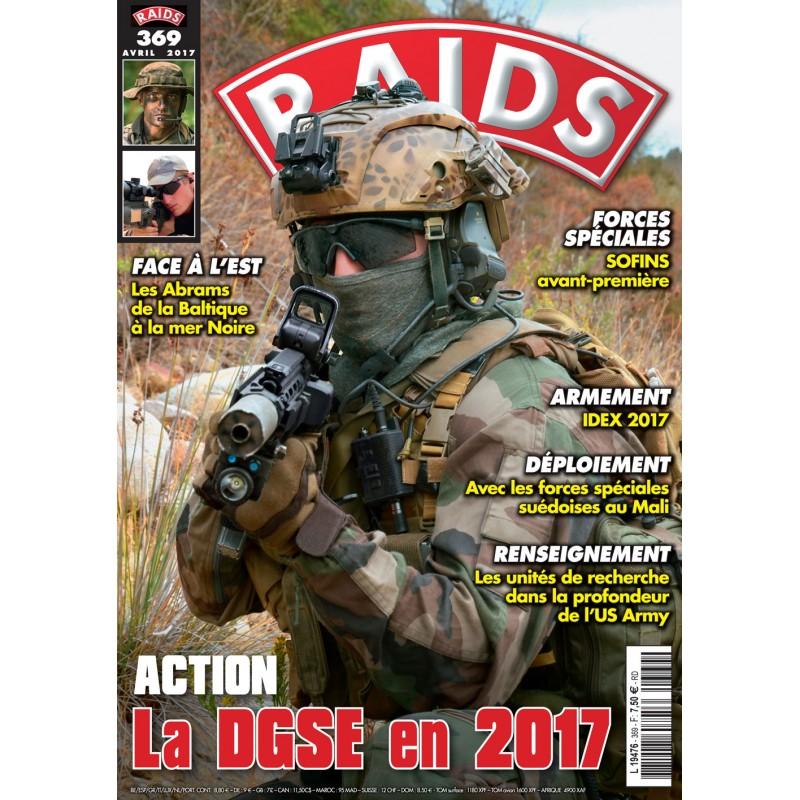 RAIDS N°369