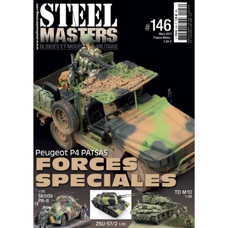 STEELMASTERS N°146
