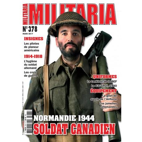 MILITARIA N°378
