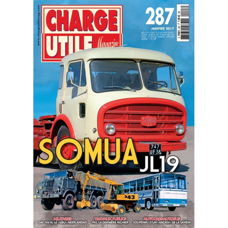 CHARGE UTILE N°287