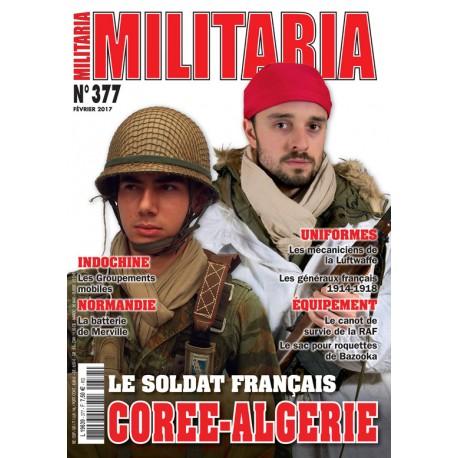 MILITARIA N°377