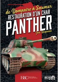 RESTAURATION D'UN CHAR PANTHER