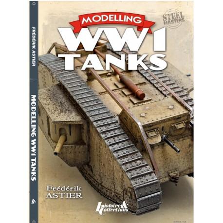 MODELING WW1 TANKS