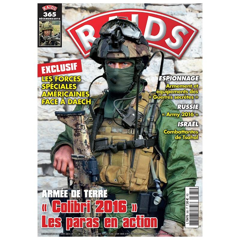 RAIDS N°365