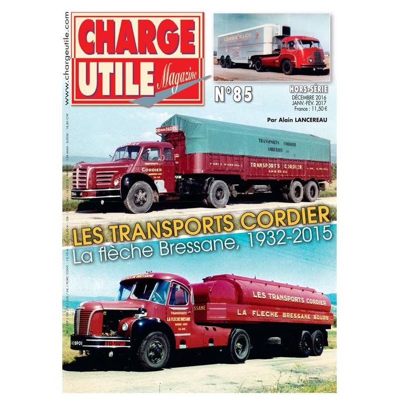 CHARGE UTILE HS N°085