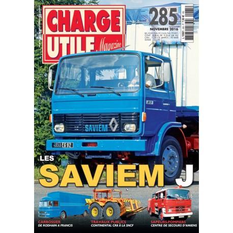 CHARGE UTILE N°285