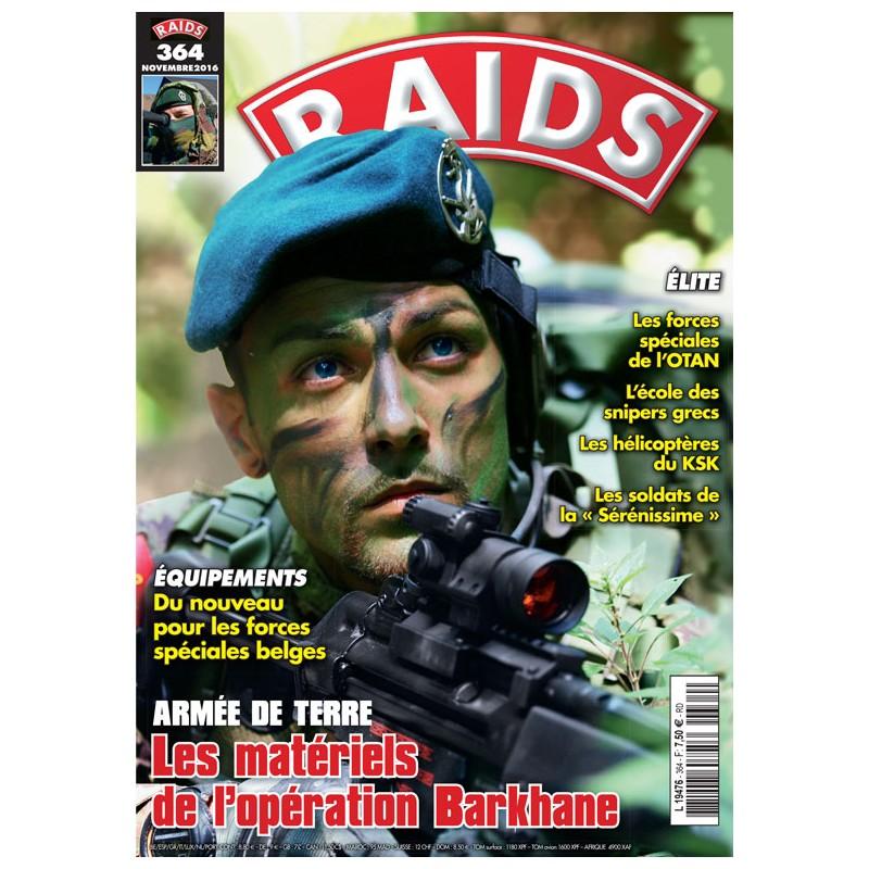 RAIDS N°364