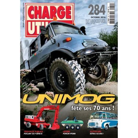 CHARGE UTILE N°284