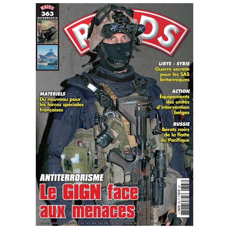 RAIDS N°363