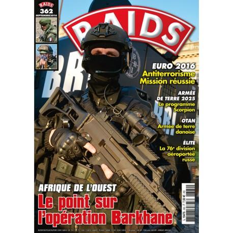 RAIDS N°362