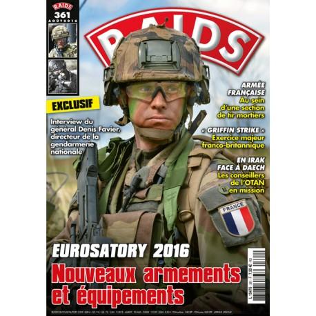 RAIDS N°361