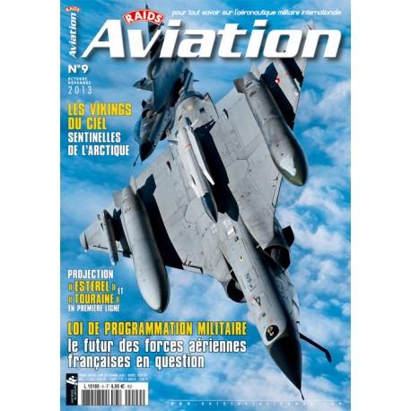 RAIDS AVIATION HS N°009