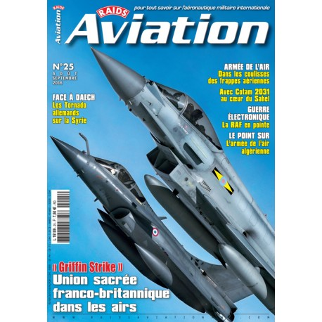 RAIDS AVIATION N°024