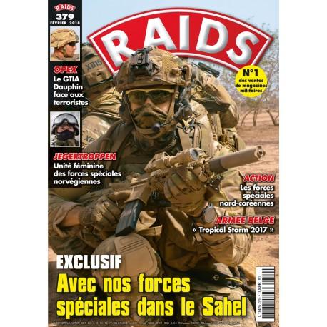 RAIDS N°379