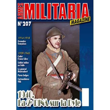 MILITARIA N°207