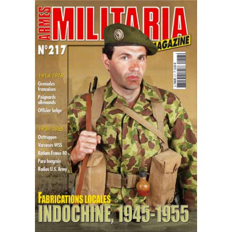 MILITARIA N°217