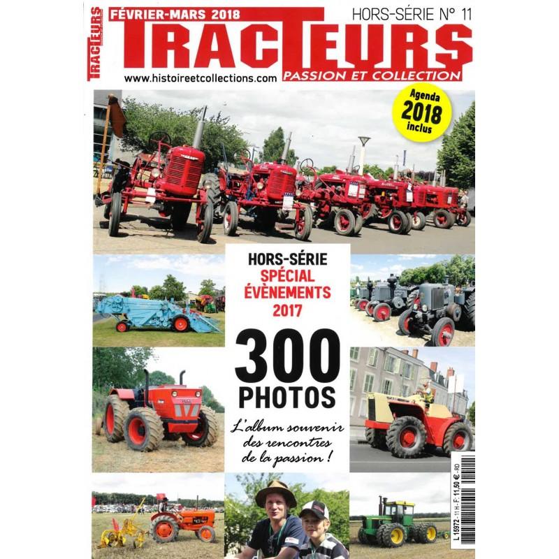 TRACTEURS HORS-SERIE N°11