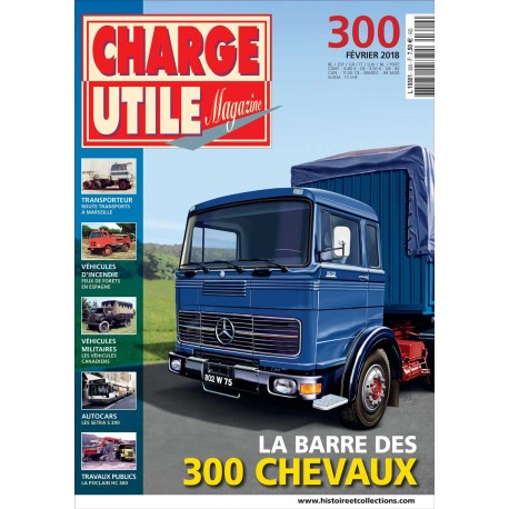 CHARGE UTILE N°300