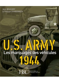 US ARMY 1944 LES MARQUAGES DES VEHICULES