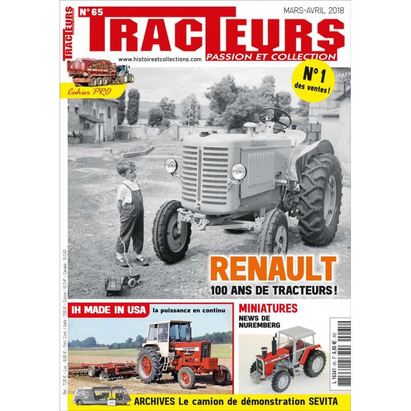 TRACTEURS N°065
