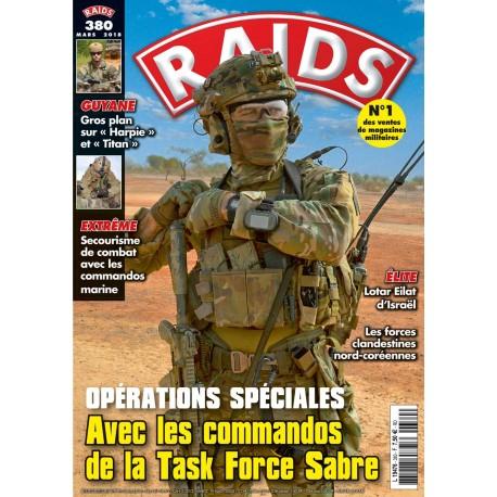 RAIDS N°380