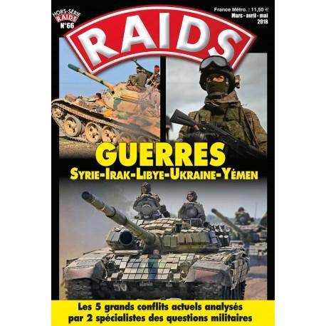 RAIDS hors-série N°066