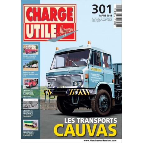 CHARGE UTILE N°301