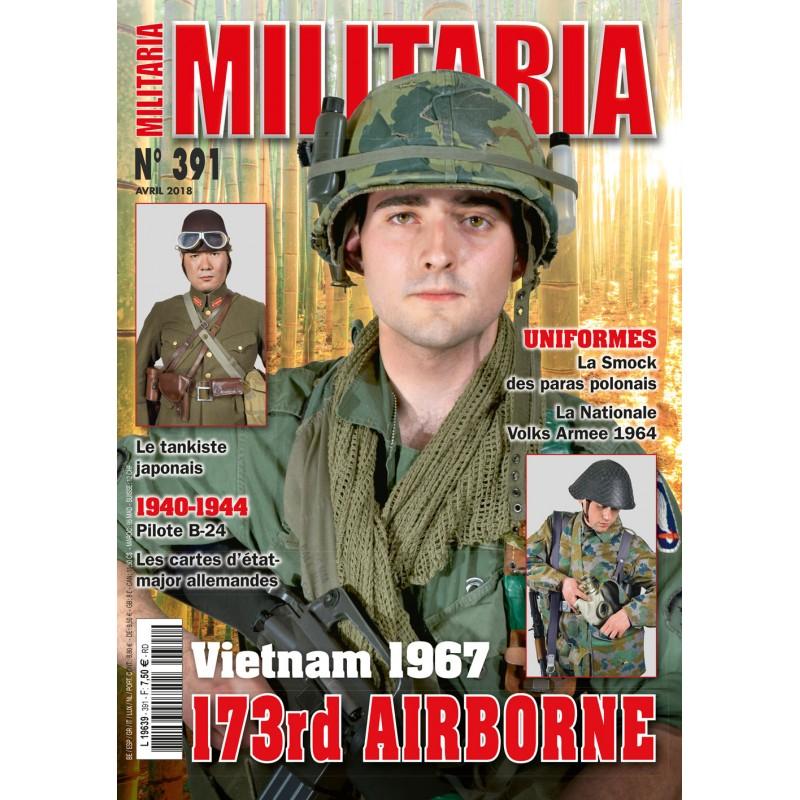 MILITARIA N°391