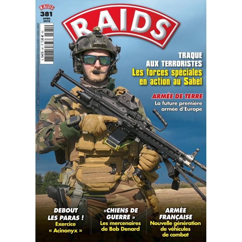 RAIDS N°381