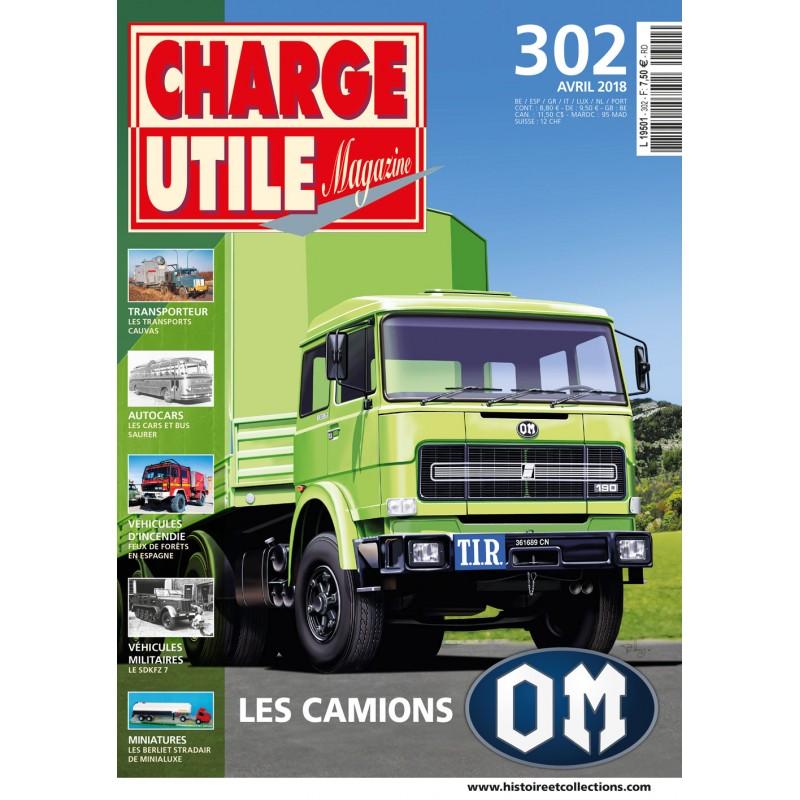CHARGE UTILE N°302